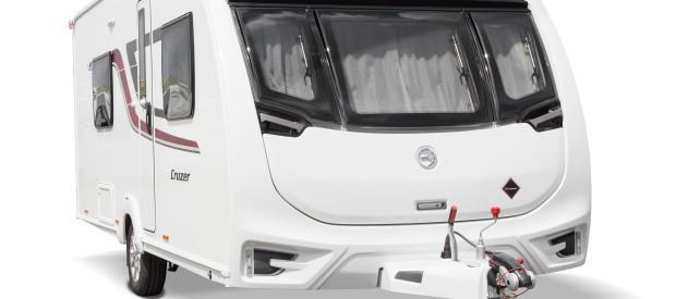 Bij ons te bewonderen: Sprite caravans!!!